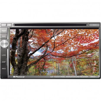 PHONOCAR VM034 Radio 2DIN GPS BT DVD