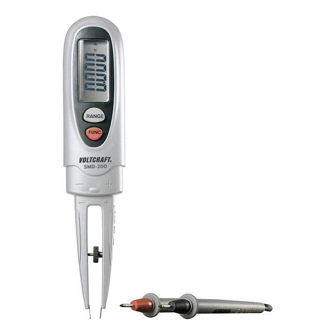 Multimetr cyfrowy VOLTCRAFT SMD-200