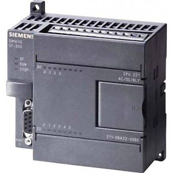 SIEMENS SIMATIC S7-200 CPU 221