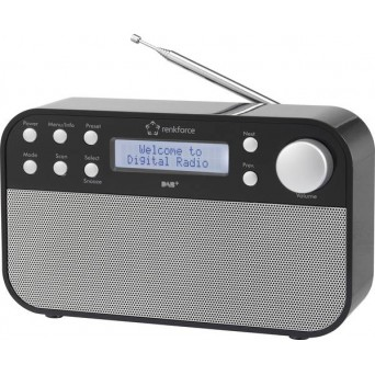 Radio DAB+ Renkforce