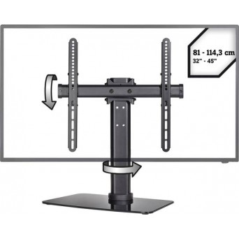 "Stojak do TV, SpeaKa 40 kg,(32"")- (45"")"