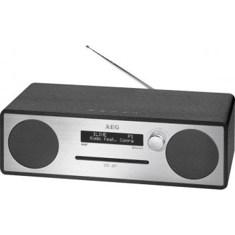 RADIO, RADIOODTWARZACZ AEG MC 4469 DAB+ CD