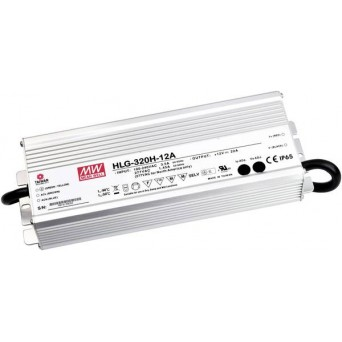 Sterownik LED, Transformator LED Mean Well HLG-320H-30A 321 W