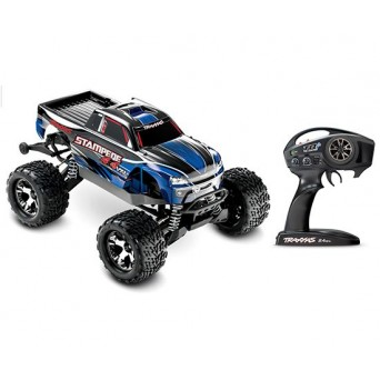 Traxxas Stampede 1:10 VXL 4WD TSM RTR 67086-3