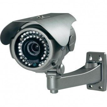 Kolorowa kamera CCD, 540 TVL, 3,7 do 12 mm