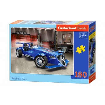Puzzle 180 el. ready for race